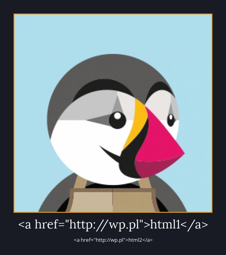 "<a href=""http://wp.pl"">html1</a>"